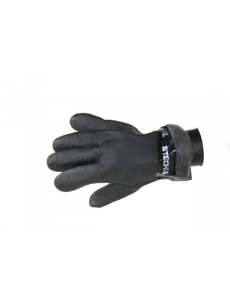 Paire de gants étanche avec manchettes