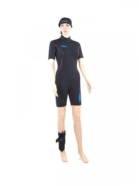 Combinaison Snorkeling & Paddle | Shorty Galapa | Femme