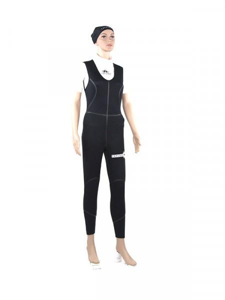 Combinaison humide | Pantalon gilet Atlantis | Femme